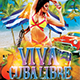 Viva Cuba Libre Party Flyer - GraphicRiver Item for Sale