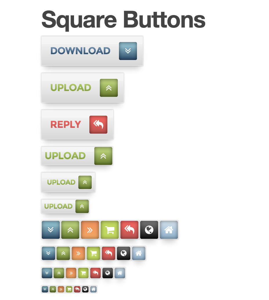 Big Bold CSS Button
