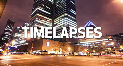 Timelapses