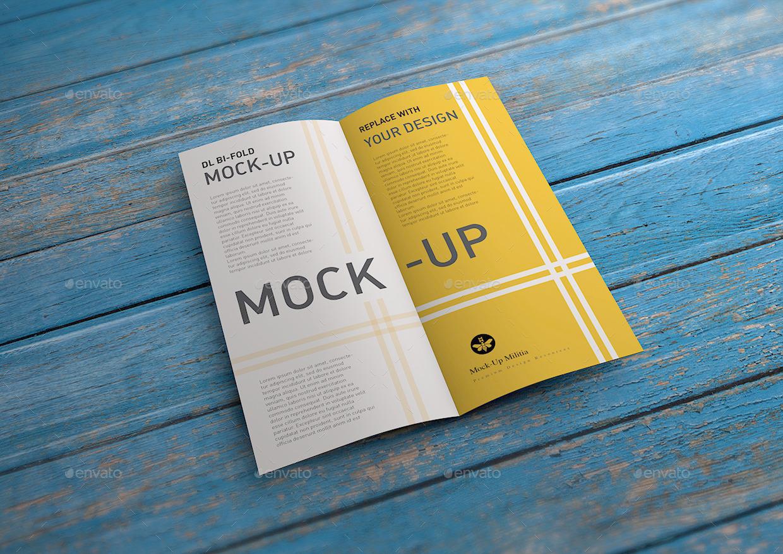 DL | Flyer | Brochure | Leaflet | Bi-Fold Mock-Up                      DL | Flyer | Brochure | Leaflet | Bi-Fold Mock-Up          More items by Mock-Up-Militia