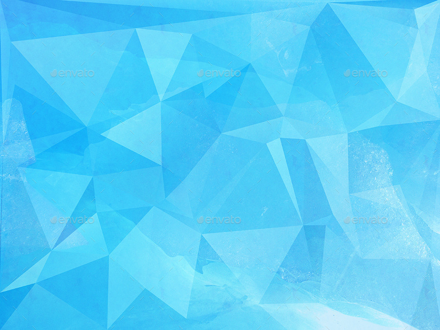 Ice Polygon Backgrounds By Groovydes Graphicriver