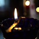 Oil Candle in Church - VideoHive Item for Sale