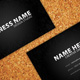 Template Business Card  - GraphicRiver Item for Sale