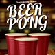 Beer Pong Flyer - GraphicRiver Item for Sale