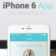 Iphone 6 App Presentation Kit - VideoHive Item for Sale