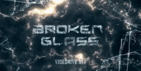 Broken Glass Trailer
