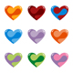 Fantasy Hearts - GraphicRiver Item for Sale