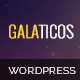 Galaticos - Multipurpose Corporate WordPress Theme Nulled