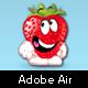 Strawberry for Adobe AIR