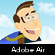 Drunk Pilot for Adobe AIR - CodeCanyon Item for Sale