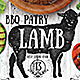 BBQ Party Flyer / Poster Template - GraphicRiver Item for Sale