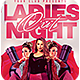 Ladies Night Out - GraphicRiver Item for Sale