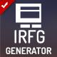 Inception Responsive Form Generator IRFGenerator - CodeCanyon Item for Sale