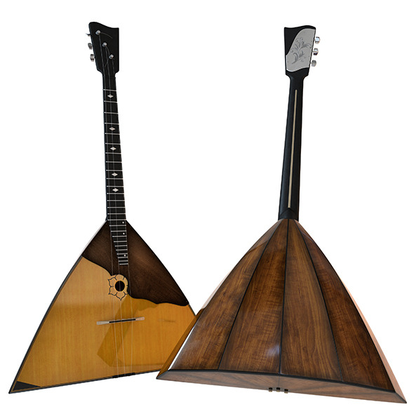 Russian Balalaika - 3DOcean Item for Sale