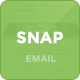 Snap - Modern Email Template + Online Editor - ThemeForest Item for Sale