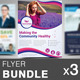 Business Flyer Bundle | Volume 2 - GraphicRiver Item for Sale