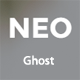 NEO - A Modern Blog Theme For Ghost - ThemeForest Item for Sale