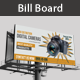 Product Billboard Banner Psd Template