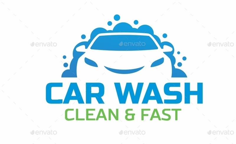 Car Wash Logo by mazyo2x | GraphicRiver