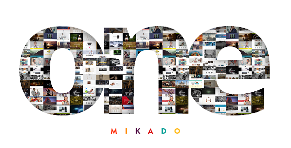 Mikado One – Multi-Concept WordPress Theme