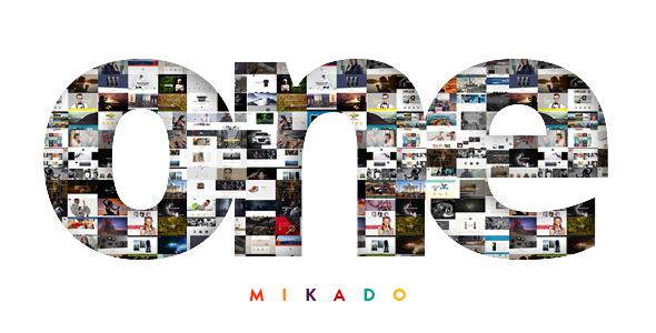 Mikado One - Multi-Concept WordPress Theme