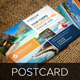 Postcard InDesign Template - GraphicRiver Item for Sale