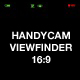 Handycam Viewfinder Overlay (16:9 version) - VideoHive Item for Sale