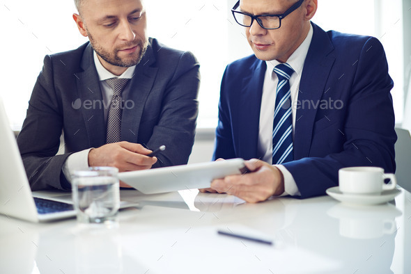 Time for business - Stock Photo - Images