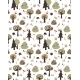 Bird and Tree Pattern  - GraphicRiver Item for Sale