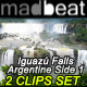 Iguazu Falls Argentina and Brazil Waterfalls Set 1 - VideoHive Item for Sale