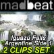 Iguazu Falls Argentina and Brazil Waterfalls Set 1 - VideoHive Item for Sale