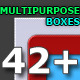 Multipurpose Boxes - GraphicRiver Item for Sale