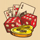 Casino Elements  - GraphicRiver Item for Sale