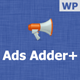 Ads Adder+ - WordPress Ad Management Plugin - CodeCanyon Item for Sale