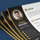 Cv/Resume 2 - GraphicRiver Item for Sale