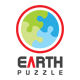 Puzzle Earth Logo - GraphicRiver Item for Sale