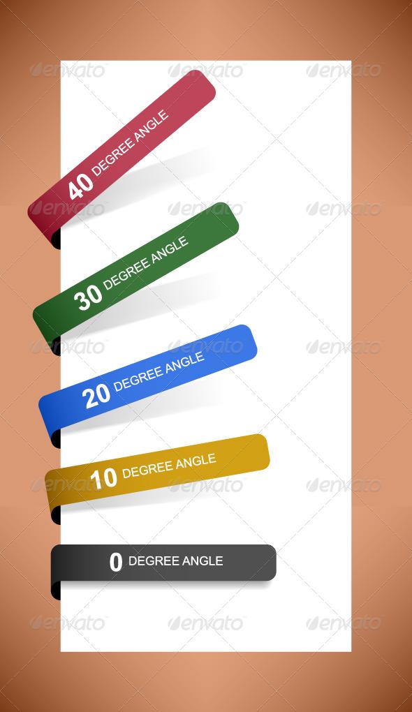 Tag Label Sticker Paper - Web Elements