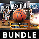 BasketBall Flyers Bundle - GraphicRiver Item for Sale
