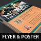 Moral Integrity Church Flyer Poster Template - GraphicRiver Item for Sale