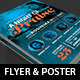 Praise Concert Flyer Poster Template - GraphicRiver Item for Sale