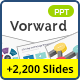Vorward - Keynote Template - GraphicRiver Item for Sale