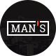 MAN'S - Template Online-Store for Man - ThemeForest Item for Sale