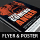 Anger Management Flyer Poster Template