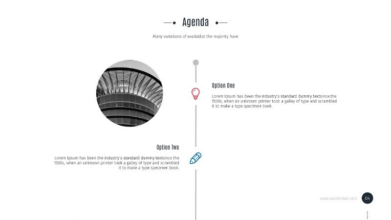 Clear Presentation Template By Thirtypath