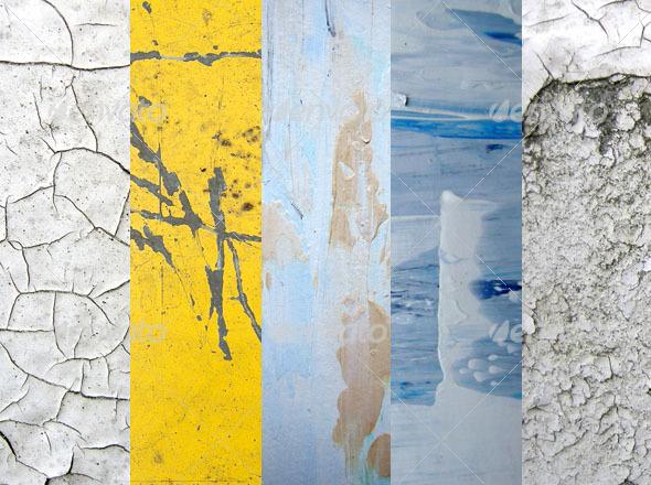 Paint Texture Pack 4 - Miscellaneous Textures