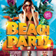 Beach Party - GraphicRiver Item for Sale