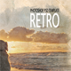 Retro Photoshop PSD Template - GraphicRiver Item for Sale