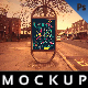 Photorealistic Mupi Mockup - GraphicRiver Item for Sale