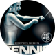 Tennis Mania Sports Flyer