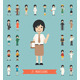 Set of Business Characters - GraphicRiver Item for Sale